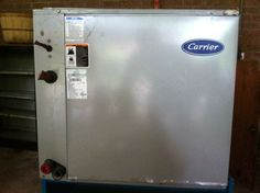 4 Ton Carrier A/C Coil - Reduced by 40%