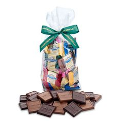 I left my heart and my sweet tooth in San Francisco, I miss the Ghirardelli Squares!