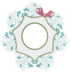 Beautiful neo-classic Monogram Frame in four machine embroidery hoop sizes! Come and get yours today! Monogram Frame, Machine Embroidery, Delicate, Quilts, Nature, Pixies, Fun, Crafts, Color