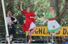 red dress & lime green dress #jig Irish Jig, Green Dress, Lime, Dance, Costumes, Red, Outfits, Dresses, Fashion