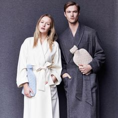 The perfect gift for the person that has everything - the ultimate in luxury, cashmere dressing gowns Gifts For Him, 18th, Cashmere, Dressing, Gowns, Luxury, Bed, Instagram Posts, Fashion