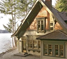 150 Lake House Cottage Small Cabins Check Right Now 3 Small Lake Houses, Small Cottage House Plans, Rustic Lake Houses, Small Cottage Homes, Lake House Plans, Lake Cottage, Rustic Cottage, Small Cabins, Lakeside Cottage