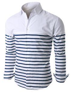 Camisa Marine