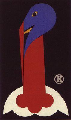 by Stephen J. Gertz    In 1929, graphic designer Carl Ernst Hinkefuss (1881-1970) published, Mein Vogel Paradies (My Bird Paradise), a tie-b...