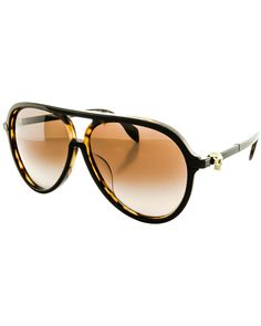 You need to see this Alexander McQueen Women's AM0020S Sunglasses on Rue La La.  Get in and shop (quickly!): https://www.ruelala.com/boutique/product/102816/32886936?inv=shryq3iu&aid=6191