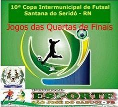 Portal Esporte São José do Sabugi: Definidos os confrontos das quartas de finais do I...