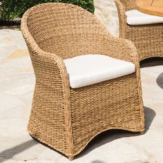 Lloyd Flanders Tobago Dining Arm Chair Fabric: Echo Sangria, Sunbrella