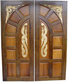 Door Design For Home In India photo door design Pinterest