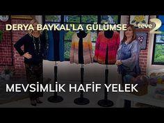 Derya Baykal'la Gülümse: Mevsimlik Hafif Yelek - YouTube Disney Movie Quotes, Best Disney Movies, Asmr, Baseball Canvas, Moda Emo, Road Trip Games, Cheap Cruises, Spa Deals, Fitness Tattoos