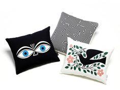 Vitra Graphic Print Pillows von Alexander Girard, 1961 - Designermöbel von smow.de
