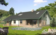 Projekt domku AGIS