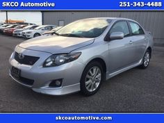 2009 Toyota Corolla $8950 http://www.CARSINMOBILE.NET/inventory/view/8356494