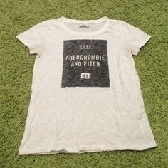 Abercrombie & Fitch Tee Shirt Abercrombie & Fitch Tee Shirt. Slight underarm discoloration. Super comfy. Abercrombie & Fitch Tops Tees - Short Sleeve