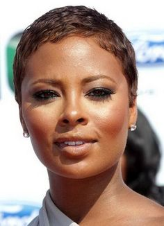 Get inspired by these short hairstyles presented for black women and come in diverse styles such as; undercuts, bobs and others.