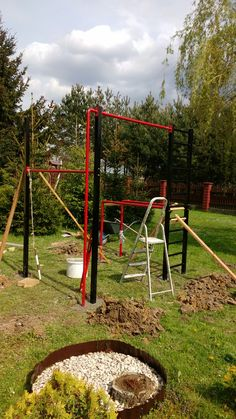 My home streetworkout park