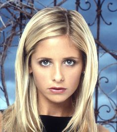 """Sarah Michelle Gellar as Buffy 