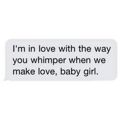 Daddy's Little Girl Quotes, Happy Girl Quotes, Daddy Quotes, Cute Relationship Texts, Freaky Relationship Goals, Cute Texts, Funny Texts, Innocent Girl Quotes, Text Daddy