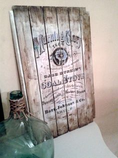 Foto Transfer, Chalk Paint, Painted Furniture, Stencils, Objects, Diy, Texture, Ideas, Crafts
