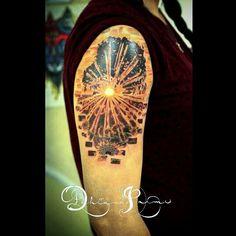 Tattoo paisaje