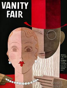 vanity fair december 1930  fashion illustration by eduardo garcia benito