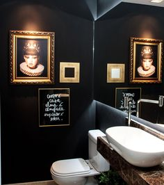 awesome Dark Moody Bathroom Designs That Impress
