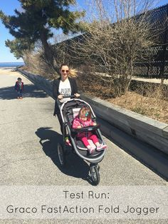 Graco Jogger: Sunday Runday With Our New Stroller   Jogging Stroller For Toddlers   Best Jogging Stroller   Best Running Stroller   Favorite Running Stroller