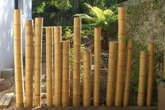 fabriquer un brise vue en bambou comment cl tures de s paration et cl ture. Black Bedroom Furniture Sets. Home Design Ideas