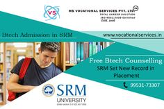 DIRECT ADMISSION IN B.TECH TOP COLLEGES IN INDIA Call Now : 9953173307 www.vocationalservices.in Top Colleges, Counseling, Acting, Career, University, Tech, India, Technology, Carrera
