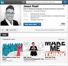 How to Boost Your Influence Using Your LinkedIn Profile: Alignment; Role; Reach; Details>