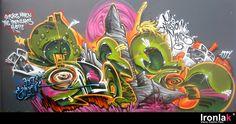 Sofles street artist. Queenslands finest graff writer. #sofles #graffiti #streetart #dmsdesignstudio