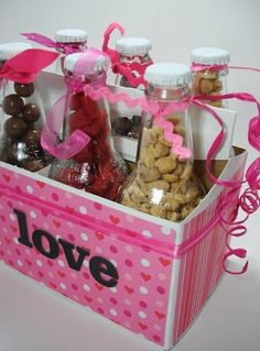 Easy Homemade Valentine`s day gifts for boyfriend photo | Handmade website