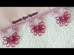 Needle Lace, Tatting, Crochet Necklace, Flowers, Jewelry, Lace, Tablecloths, Needlepoint, Chair Covers
