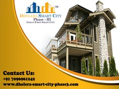 Buy Plots in Dholera Smart City Phase 3 at affordable Price near Dholera International Airport with world class amazing Amenities.