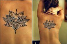 thigh bow tattoos   Cheetah Print Tattoos On Shoulder Lotus flower tattoo on thigh