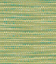 Upholstery Fabric- Waverly Tabby Jade - Headboard?