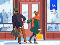 """다음 @Behance 프로젝트 확인: """"Kostar Magazine — Winter issue"""" https://www.behance.net/gallery/60879127/Kostar-Magazine-Winter-issue"""