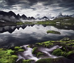 Water Cycle...by Max Rive.  Awesome capture.