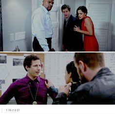 Jake x Amy  Brooklyn Nine-Nine