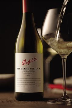 Penfolds Wine - Wine Photography