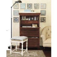 Dorchester Chair Height Stools - Backless English Country Furniture  $99.00