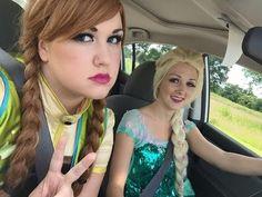 Disney Princess Mermaids - Frozen Elsa Anna Mermaid Dolls - Disney Princesses Dolls Mini Movie - YouTube