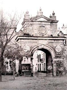 Puerta de la Carne, 1860