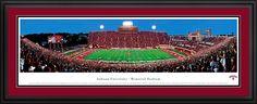 Indiana University Hoosiers - Memorial Stadium Panoramic Picture $199.95