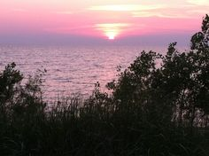 orchard beach state park in manistee mi michigan state parks