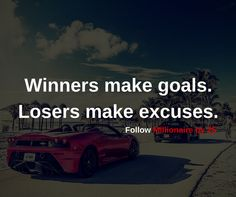 Be a winner! #Millionaire by 25