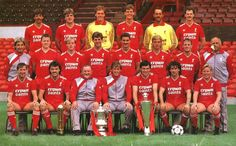 The 1986-87 season was Liverpool's 95th season of football since