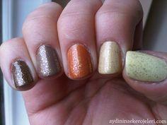 31 day nail art challenge day 10: gradient nails #nailart #nailpolish #gradientnails