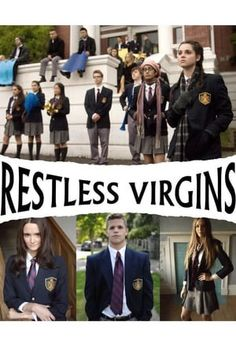 Restless Virgins (2013) When a sex tape involving a top prep school lacrosse team all having sex with the same girl in the locker room it leads to Emily (Vanessa Marano) and her friend Lucas (Max Lloyd-Jones) torn over doing what is right