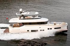 Now on RobbReport.com: #Sirena64 Kicks Off New Line of Motor Yachts #robbreport #sirenayachts #yachting  From RR.com editor @danielleccutler  via ROBB REPORT MAGAZINE OFFICIAL INSTAGRAM - Luxury  Lifestyle  Style  Travel  Tech  Gadgets  Jewelry  Cars  Aviation  Entertainment  Boating  Yachts