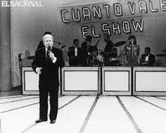 Cuanto vale el show, programa musical con Guillermito Gonzalez en los años 80 por RCTV